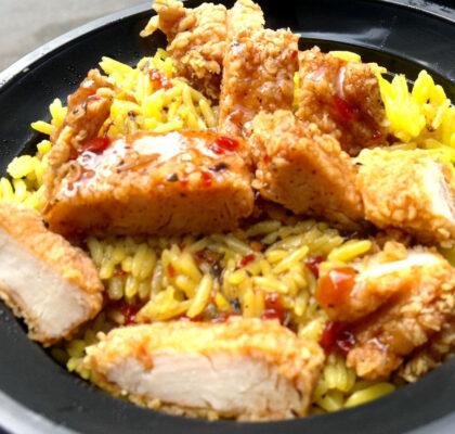 kfc rizzo rice